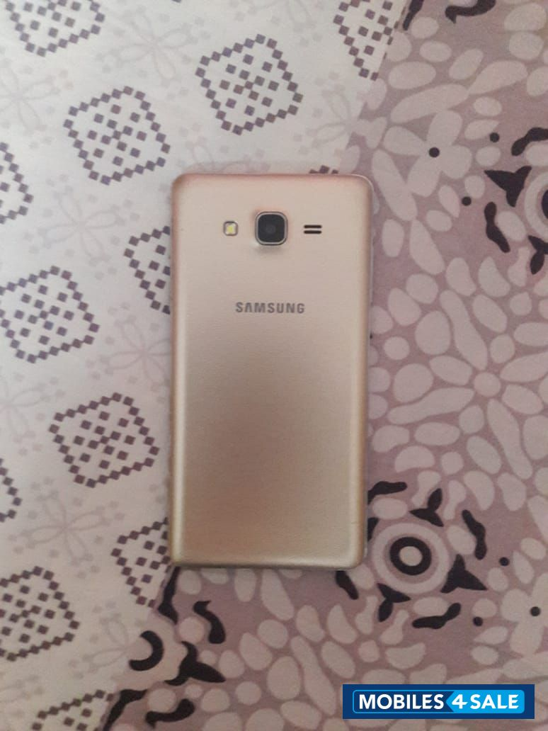 Gold Samsung Galaxy On7 Pro Picture 2 Mobile Id 100624