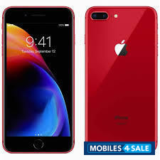 Apple  8 plus red 256 GB