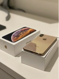 Apple  iPhone x max gold