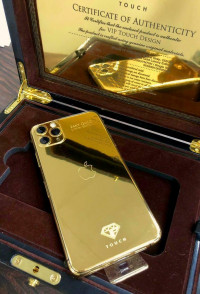 Gold Apple  iphone 11 pro gold